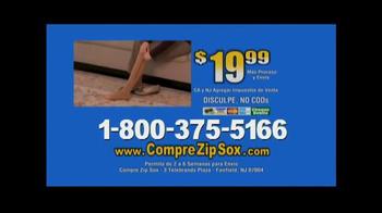 Zip Sox TV Spot, 'Aumenta la Circulación' [Spanish] - Thumbnail 10