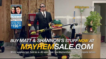 Allstate TV Spot, 'Mayhem Sale: Items for Sale' - Thumbnail 5
