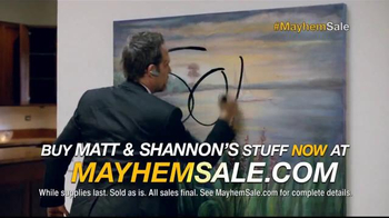 Allstate TV Spot, 'Mayhem Sale: Items for Sale' - Thumbnail 7