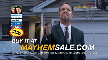 Allstate TV Spot, 'Mayhem Sale: Car' - Thumbnail 4