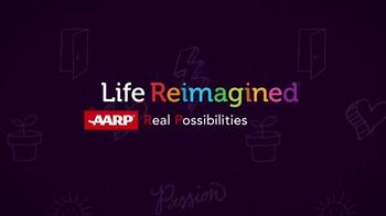 AARP Services, Inc. TV Spot, 'Life Reimagined' - Thumbnail 8