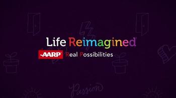 AARP Services, Inc. TV Spot, 'Life Reimagined' - Thumbnail 9