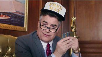 Credit Karma TV Spot, \'Free Hat\'