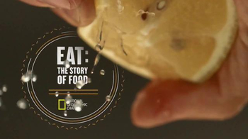 Let's Move TV Spot, 'National Geographic: Story of Food' Ft. Michelle Obama - Thumbnail 1