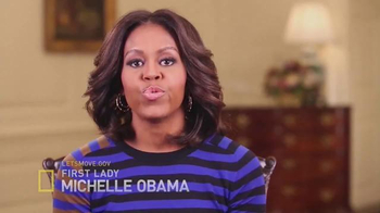 Let's Move TV Spot, 'National Geographic: Story of Food' Ft. Michelle Obama - Thumbnail 2