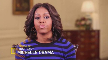 Let's Move TV Spot, 'National Geographic: Story of Food' Ft. Michelle Obama - Thumbnail 3