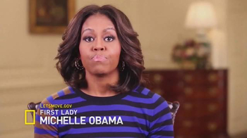 Let's Move TV Spot, 'National Geographic: Story of Food' Ft. Michelle Obama - Thumbnail 4