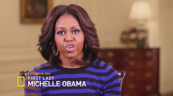 Let's Move TV Spot, 'National Geographic: Story of Food' Ft. Michelle Obama - Thumbnail 7
