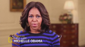Let's Move TV Spot, 'National Geographic: Story of Food' Ft. Michelle Obama - Thumbnail 9