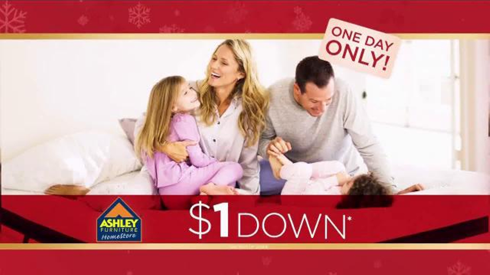 Ashley Furniture Homestore One Day Sale Tv Commercial 39 Santa Can 39 T Compete 39