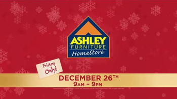 Ashley Furniture Homestore One Day Sale TV Spot, 'Santa Can't Compete' - Thumbnail 8