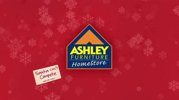 Ashley Furniture Homestore One Day Sale TV Spot, 'Santa Can't Compete' - Thumbnail 2