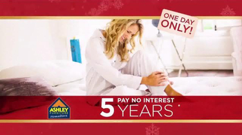 Ashley Furniture Homestore One Day Sale TV Spot, 'Santa Can't Compete' - Thumbnail 4