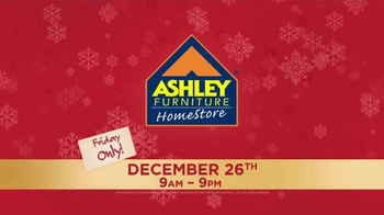 Ashley Furniture Homestore One Day Sale TV Spot, 'Santa Can't Compete' - Thumbnail 7