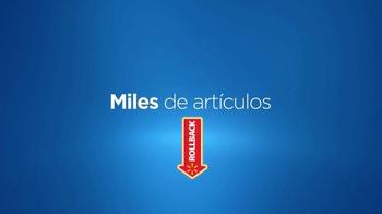 Walmart TV Spot, 'Con Tantos Ahorros ¡Saldrás Corriendo' [Spanish] - Thumbnail 9