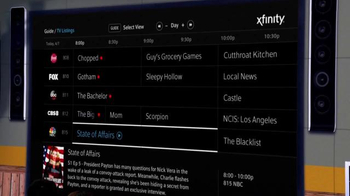 XFINITY DVR TV Spot, 'Record & Watch' - Thumbnail 6