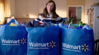 Walmart TV Spot, 'Put a Smile on Your Face That Lasts the Whole Year' - Thumbnail 5