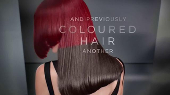 Vidal Sassoon Salonist TV Spot, 'Permanent Colour'