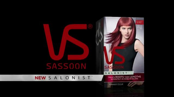 Vidal Sassoon Salonist TV Spot, 'Permanent Colour' - Thumbnail 3