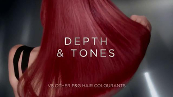 Vidal Sassoon Salonist TV Spot, 'Permanent Colour' - Thumbnail 7