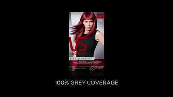 Vidal Sassoon Salonist TV Spot, 'Permanent Colour' - Thumbnail 8