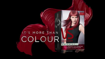 Vidal Sassoon Salonist TV Spot, 'Permanent Colour' - Thumbnail 9