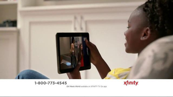 XFINITY X1 Entertainment Operating System TV Spot, 'TV & Internet Together' - Thumbnail 2