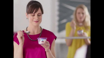 Dannon Light & Fit Greek Yogurt TV Spot, 'The Power' Song by Snap! - Thumbnail 8