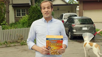 Peanut Butter Cheerios TV Spot, 'How to Dad' - Thumbnail 8