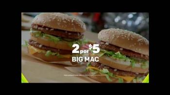 McDonald's TV Spot, 'Dos Sabores Clássicos' [Spanish] - Thumbnail 6