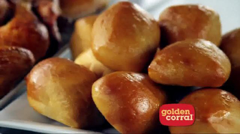 Golden Corral Take-Home Yeast Rolls TV Spot, 'That's How We Roll' - Thumbnail 10