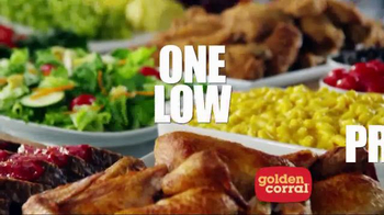 Golden Corral Take-Home Yeast Rolls TV Spot, 'That's How We Roll' - Thumbnail 5