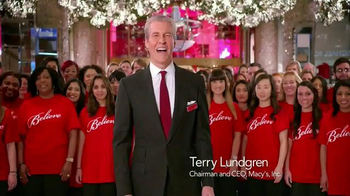 Macy's TV Spot, 'Make-A-Wish: A Million Thanks'
