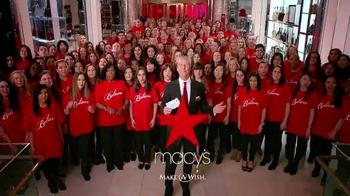 Macy's TV Spot, 'Make-A-Wish: A Million Thanks' - Thumbnail 7