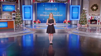 Walmart TV Spot, 'Alegra su Navidad' Con Eugenio Derbez [Spanish] - Thumbnail 1