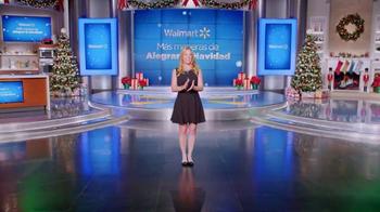 Walmart TV Spot, 'Alegra su Navidad' Con Eugenio Derbez [Spanish] - Thumbnail 3