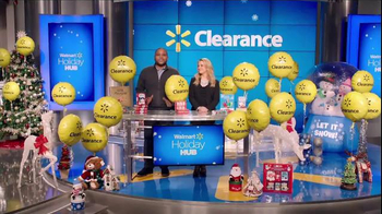 Walmart Holiday Clearance Event TV Spot, 'Balloons' Feat. Melissa Joan Hart - Thumbnail 4