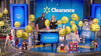 Walmart Holiday Clearance Event TV Spot, 'Balloons' Feat. Melissa Joan Hart - Thumbnail 6