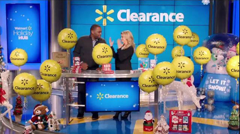 Walmart Holiday Clearance Event TV Spot, 'Balloons' Feat. Melissa Joan Hart - Thumbnail 8