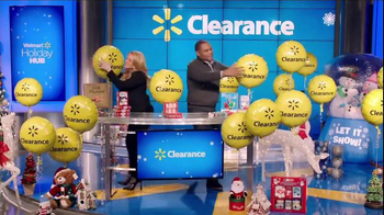 Walmart Holiday Clearance Event TV Spot, 'Balloons' Feat. Melissa Joan Hart - Thumbnail 9
