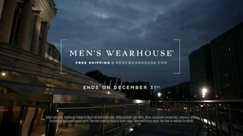 Men's Wearhouse After Christmas Sale TV Spot, 'Not Too Late' - Thumbnail 7