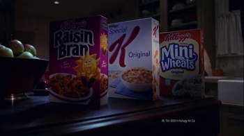 Kellogg's TV Spot, 'Tomorrow is Yours to Claim'