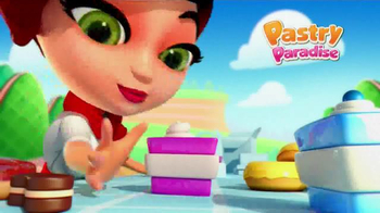 Pastry Paradise TV Spot, \'Flavor Back in the World\'