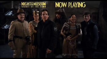 Night at the Museum: Secret of the Tomb - Alternate Trailer 44