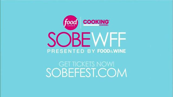 2015 Food Network South Beach Wine & Food Festival TV Spot, 'Get Tickets' - Thumbnail 10