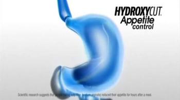 Hydroxy Cut Appetite Control TV Spot, 'Take Control' - Thumbnail 6