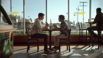 Subway Grilled Chicken Strips TV Spot, 'Break Through'