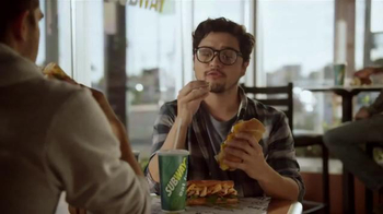 Subway Grilled Chicken Strips TV Spot, 'Break Through' - Thumbnail 2