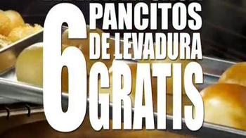 Golden Corral Take-Home Yeast Rolls TV Spot, 'Me Gusta Gratis' [Spanish] - Thumbnail 3