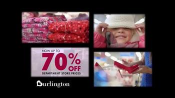 Burlington Coat Factory TV Spot, 'A Great Buy Just Got Better' - Thumbnail 8